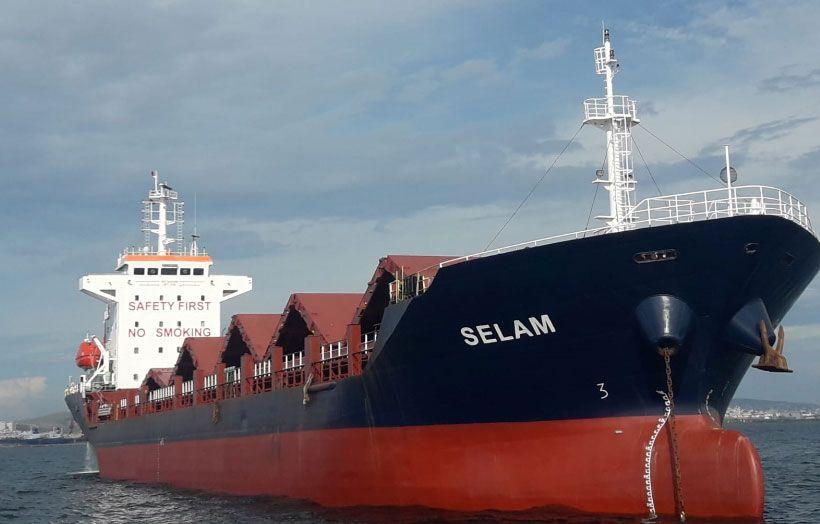 M/V SELAM / 7713  DWT